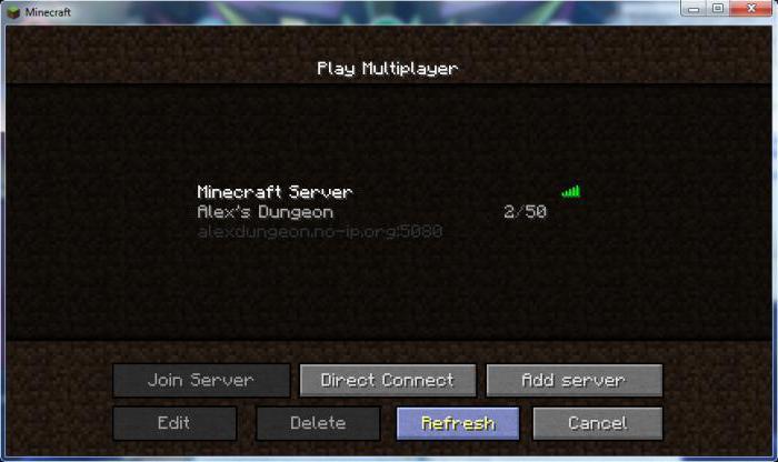 Как сделать свой beta сервер minecraft