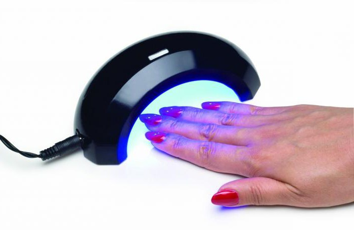 Лампа для маникюра своими руками