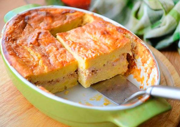 Запеканки из картофеля с фаршем рецепты 7