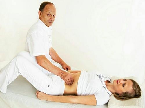Висцеральный массаж живота форум
